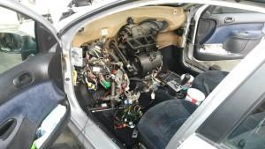 Autóklíma feltöltő gép